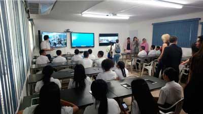 Huawei Refuerza su Compromiso son la Educación Panameña