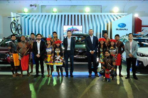 All New Forester 2019 hace su Debut en el Panamá Motor Show 2018