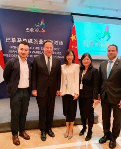 Plataforma China de Servicios de Turismo Promocionará a Panamá