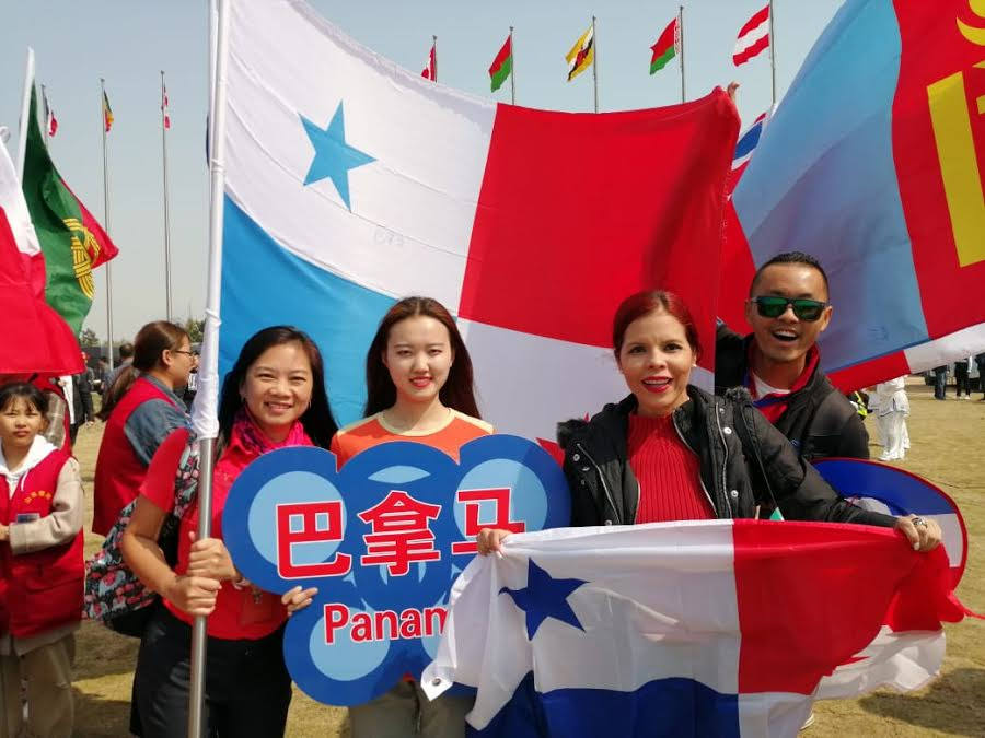 Aprochipa Participa en el Festival de Cometas de Weifang 2019
