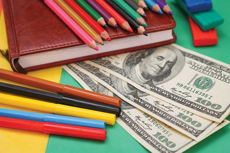 ¿Ya tienes las Facturas de sus Gastos Escolares?