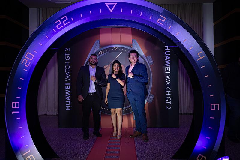 La Nueva Línea de Wearables de Huawei Llega a Panamá