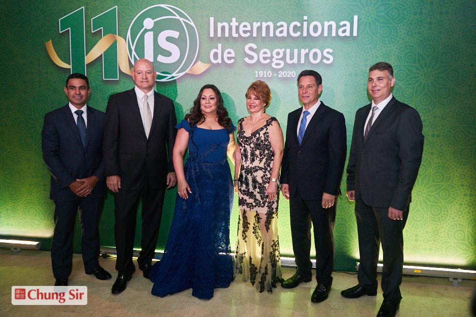 Internacional de Seguros celebra 110 años de ser parte de la historia del país y premia a sus Mayores Productores de Seguros del 2019