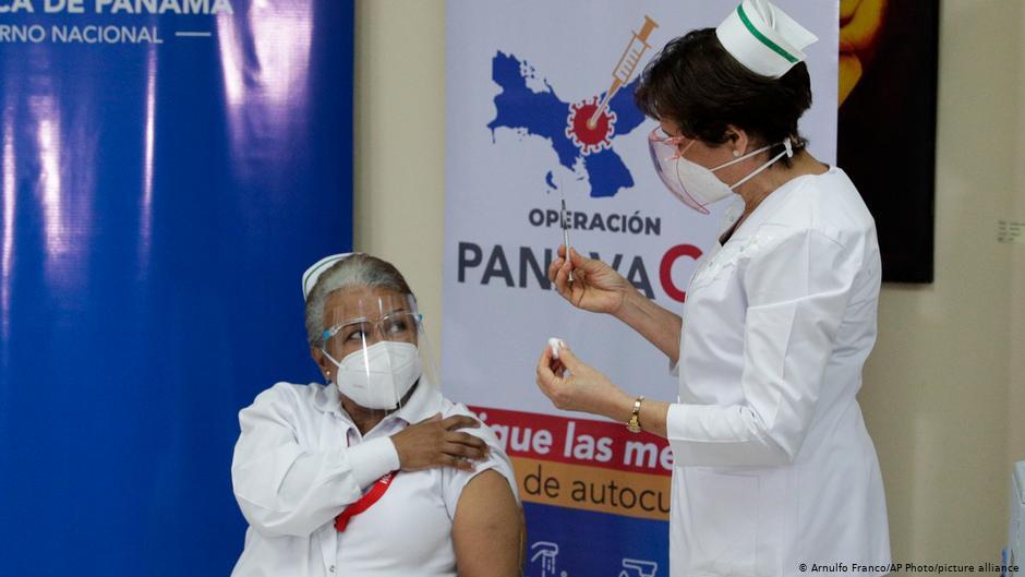 VACUNACIÓN y el mecanismo que se usa en Panamá