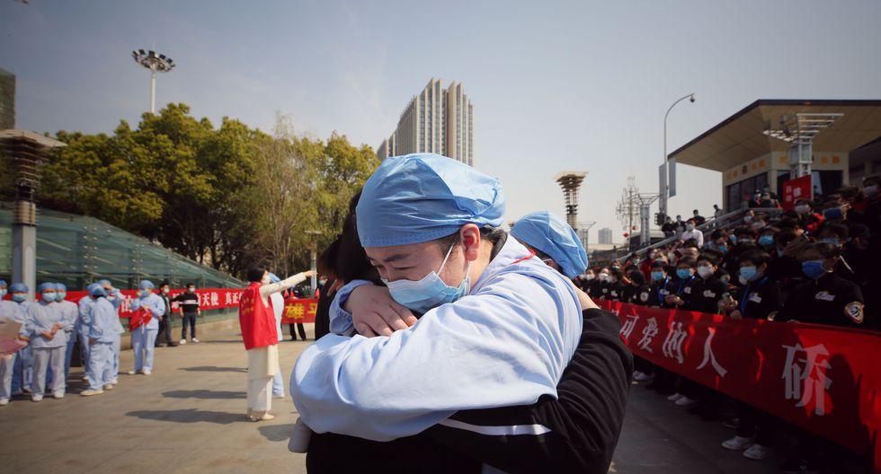 Coronavirus | China reporta el primer día sin ningún nuevo caso de COVID-19