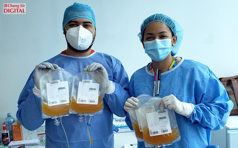 Los mitos al donar sangre