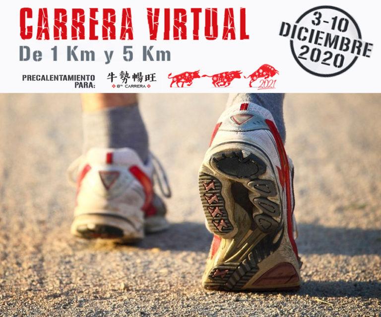 Carrera Virtual 2020