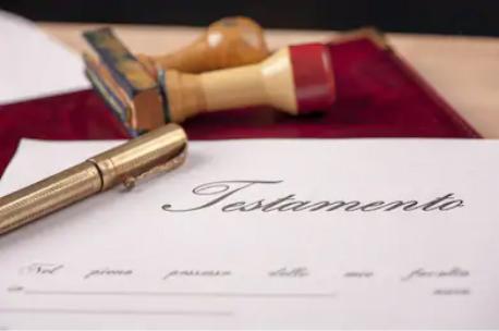 La importancia de tener un testamento debidamente otorgado