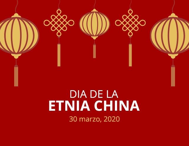 Día de la etnia china