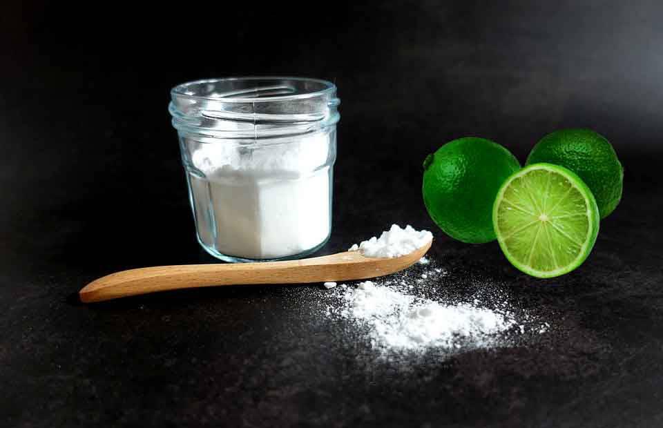 Bicarbonato de Sodio y Limón: Una buena combinación para nuestra salud