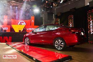 Nuevo Nissan Versa llega a Panamá