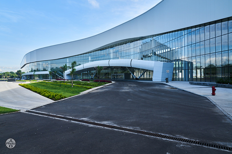 El Nuevo Centro de Convenciones Amador