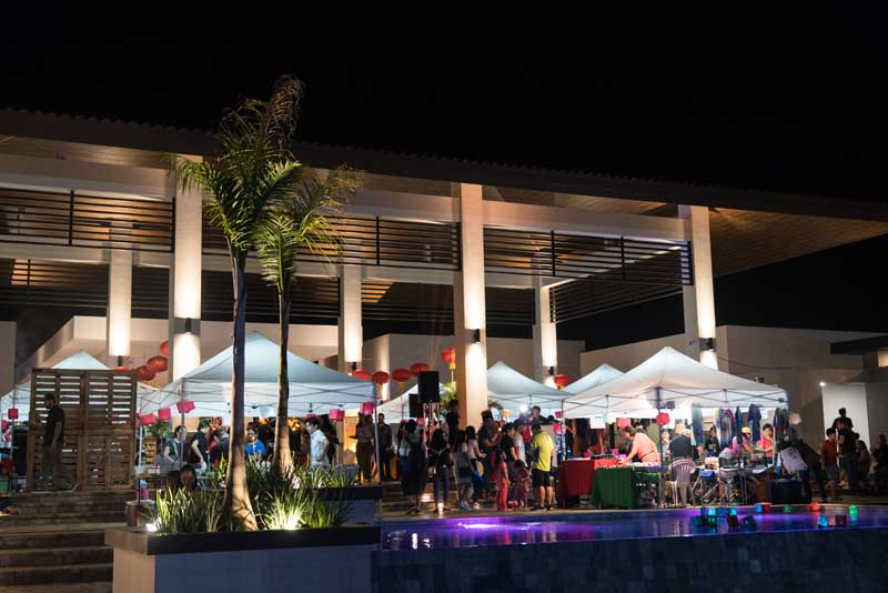 2do Night Market en Panamá