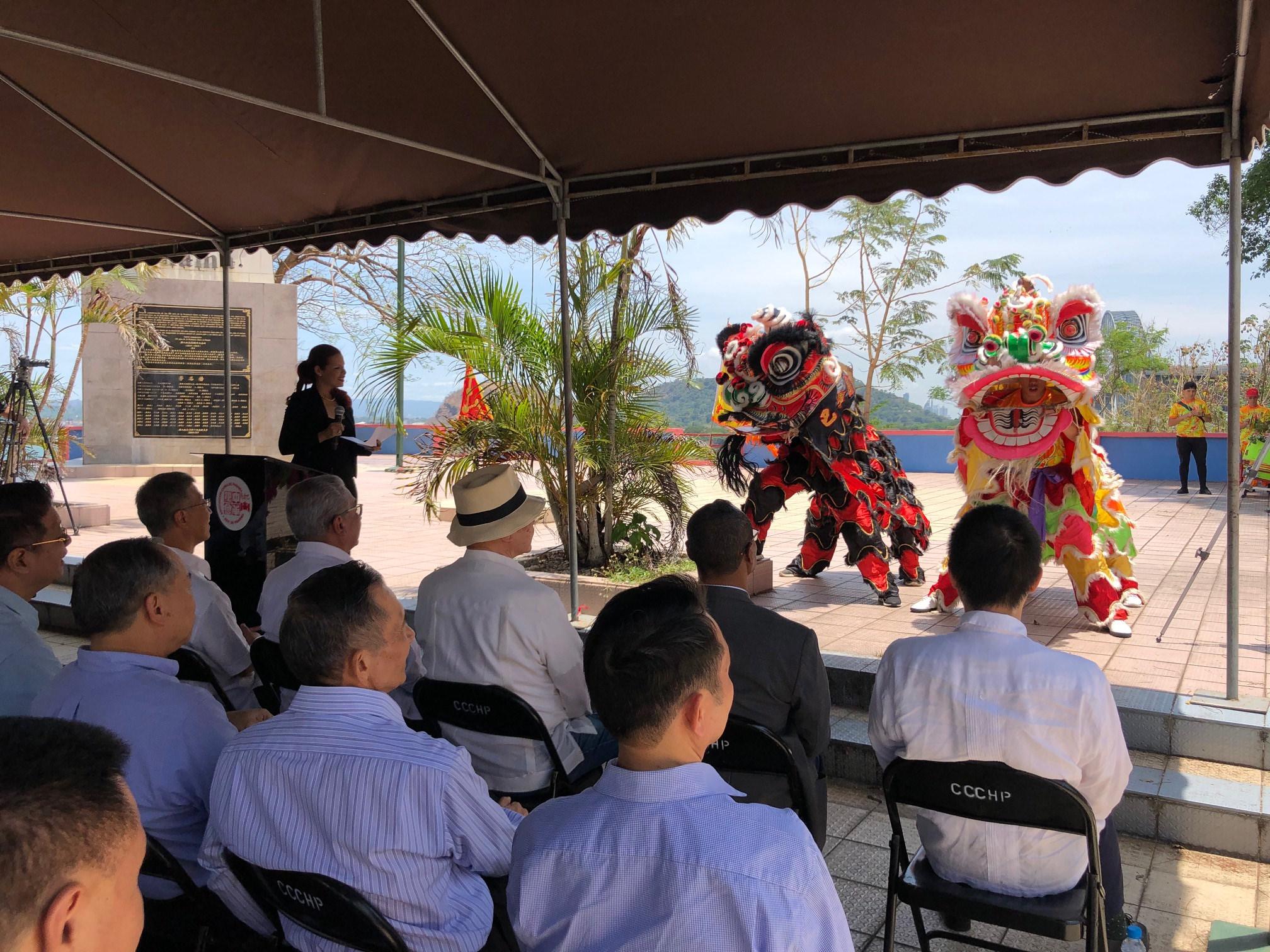 Celebración del Día de la Etnia China 2019