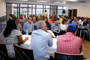 Realizan Audiencia Pública con Comunidades del Corregimiento de Ancón