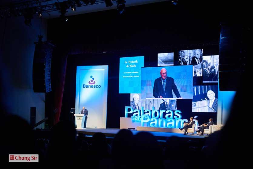 Celebración 10 Años de Labores BANESCO en Panamá.