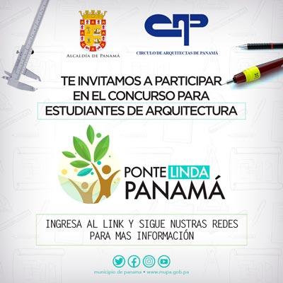 Alcaldía y el Círculo de Arquitectas de Panamá