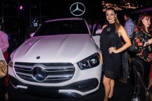 El nuevo Mercedes-Benz GLE