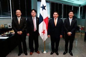 Visita de la Delegación del Grupo Parlamentario de Amistad Taiwán-América Latina y El Caribe