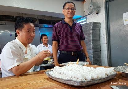 Tres Secretos de Cocina China