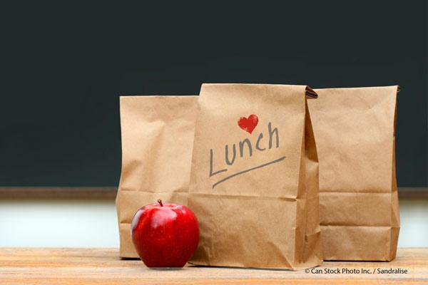 La Lonchera de los Niños. El Cuidado de la Alimentación