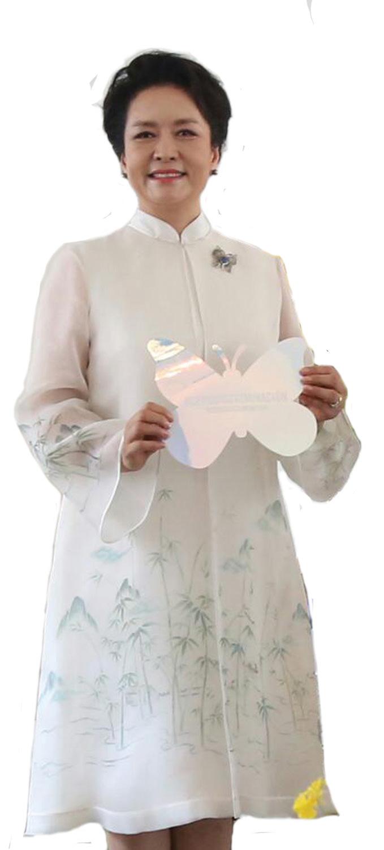 中国旗袍的魄力